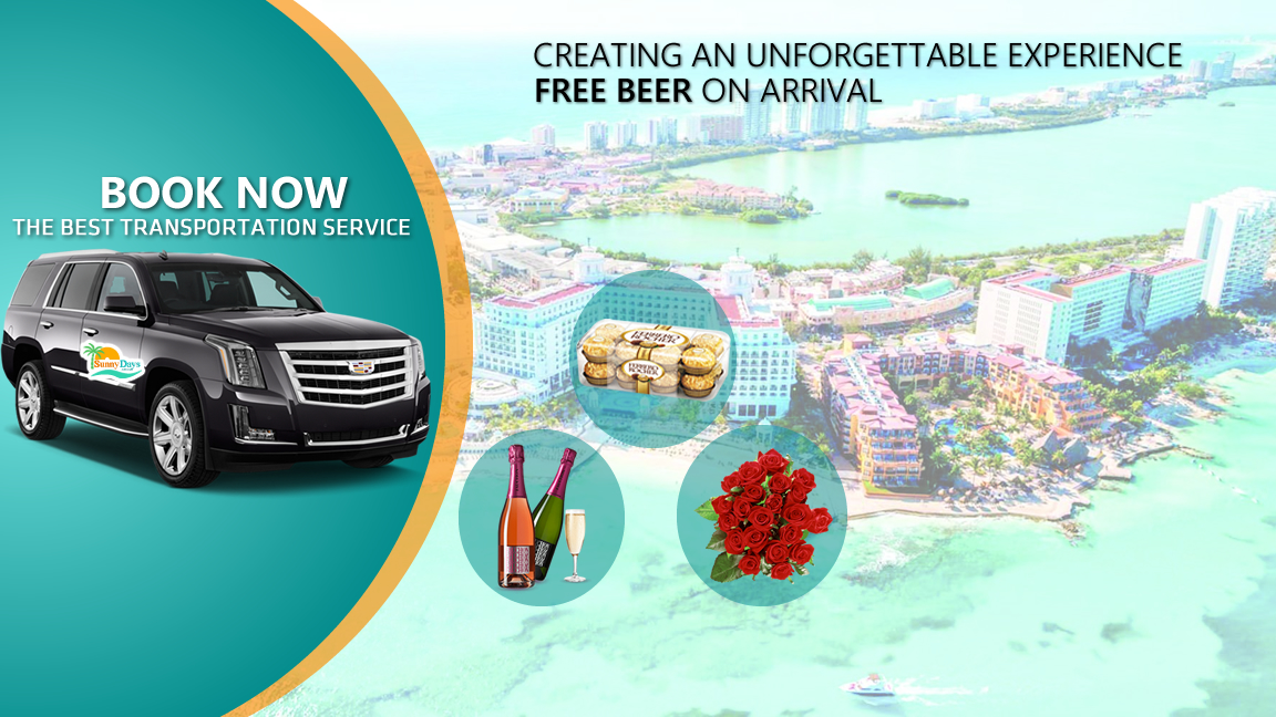 Sunny Days Cancun Transportation